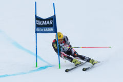 KOSTELIC Ivica (CRO). Alta Badia, ITALY 22 December 2013. KOSTELIC Ivica (CRO) competing in the Audi FIS Alpine Skiing World Cup MEN'S GIANT SLALOM Stock Photography
