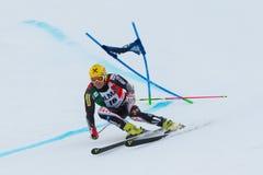 KOSTELIC Ivica (CRO). Alta Badia, ITALY 22 December 2013. KOSTELIC Ivica (CRO) competing in the Audi FIS Alpine Skiing World Cup MEN'S GIANT SLALOM Stock Image