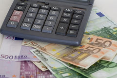 Kostenüberwachung Lizenzfreies Stockfoto
