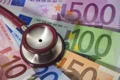 Kosten Medizin stockfoto