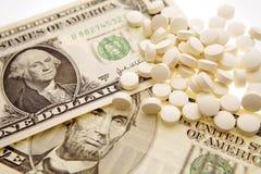 Kosten van gezondheidszorg Stock Fotografie