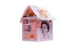 Kosten van huisvesting. Royalty-vrije Stock Fotografie