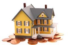 Kosten van Huisvesting Royalty-vrije Stock Foto