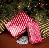 Kosten van Kerstmis Stock Afbeeldingen