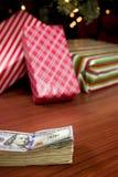 Kosten van Kerstmis Stock Foto