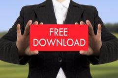 Kostenloser Download stockbild