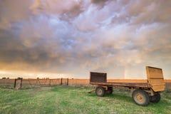 Koster-Regenbogen-Lastwagen Stockfotografie