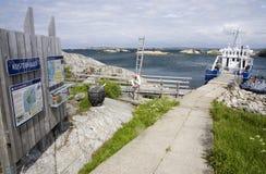 Kosterhavet nationaal park, Zweden stock foto's