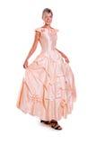 kostiumów princess kobieta fotografia stock