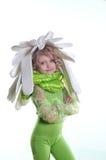 kostiumowa dziewczyna Fotografia Stock