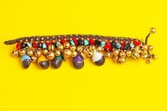 Kostiumowej biżuterii bransoletki, Fotografia Stock