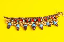 Kostiumowej biżuterii bransoletki, Zdjęcie Royalty Free