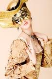 kostiumowy średniowieczny fotografia royalty free