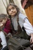 kostiumowy średniowieczny przyjęcie Zdjęcia Stock