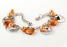 kostiumowy jewellery Zdjęcia Royalty Free