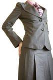 kostiumowy krawat Obrazy Stock