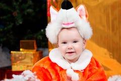 kostiumowy świąteczny Zdjęcie Stock