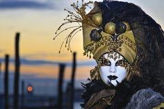 kostiumowy wschód słońca Zdjęcia Royalty Free