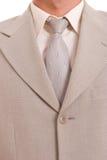 kostiumu krawat Zdjęcie Stock