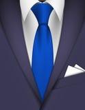 kostiumu krawat ilustracja wektor
