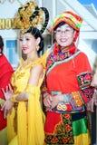 kostiumy zaludniają tradycyjnego Obraz Stock
