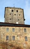 Kostkasteel in Boheems Paradijs - Toren stock afbeeldingen