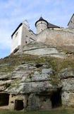 Kostkasteel in Boheems Paradijs - Toren royalty-vrije stock afbeeldingen