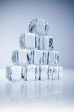 kostki lodu Obraz Stock