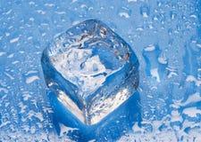 kostki lodu Zdjęcie Stock