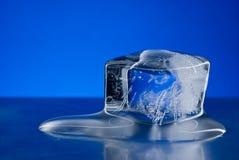 kostki lodu Zdjęcie Royalty Free