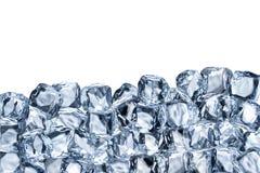 kostki podobszaru ices topnienia Obraz Royalty Free