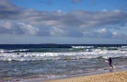 kostkowa surf Obraz Royalty Free