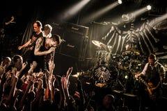 Kostkowy Toten Hosen Zdjęcie Royalty Free