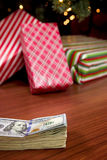 Kostnad av jul Arkivfoto
