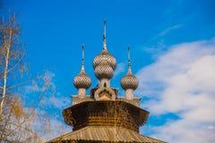 Kostroma, ο καθεδρικός ναός εκκλησιών της Virgin 1551 Στοκ Εικόνα