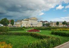 Kostroma, зона Susaninskaya Стоковая Фотография RF