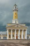Kostroma, зона Susaninskaya Стоковое Изображение RF