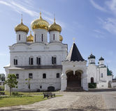 Kostroma Ipatiev Monastery Trinity Cathedral Royalty Free Stock Photography