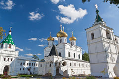 Kostroma. Ipatievsky monastery Royalty Free Stock Images