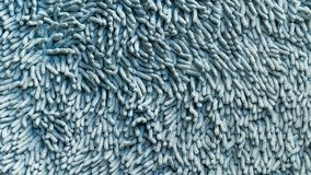 Kostrzewiasta dywanowa tkaniny tekstura zbiory wideo