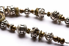 Kostuum Juwelery royalty-vrije stock afbeelding