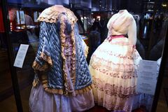 Kostuums edele dames Royalty-vrije Stock Foto