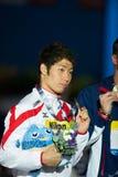 Kosuke Hagino ( Japan) Stock Images