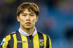 Kosuke Ota av Vitesse Royaltyfri Fotografi