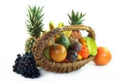 kosz owoc Zdjęcie Royalty Free