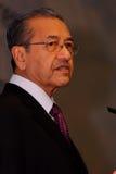 kosza dr Mahathir Mohamad Tun obrazy royalty free