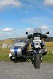 kosza motocykla Zdjęcia Stock
