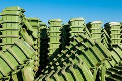 kosza odpady Zdjęcie Stock