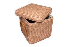 kosza pudełka filiżanka zdjęcia stock