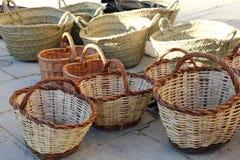 kosza rynek Zdjęcie Stock